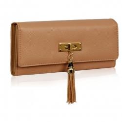Peňaženka s retiazkou Pretty, nude 14948