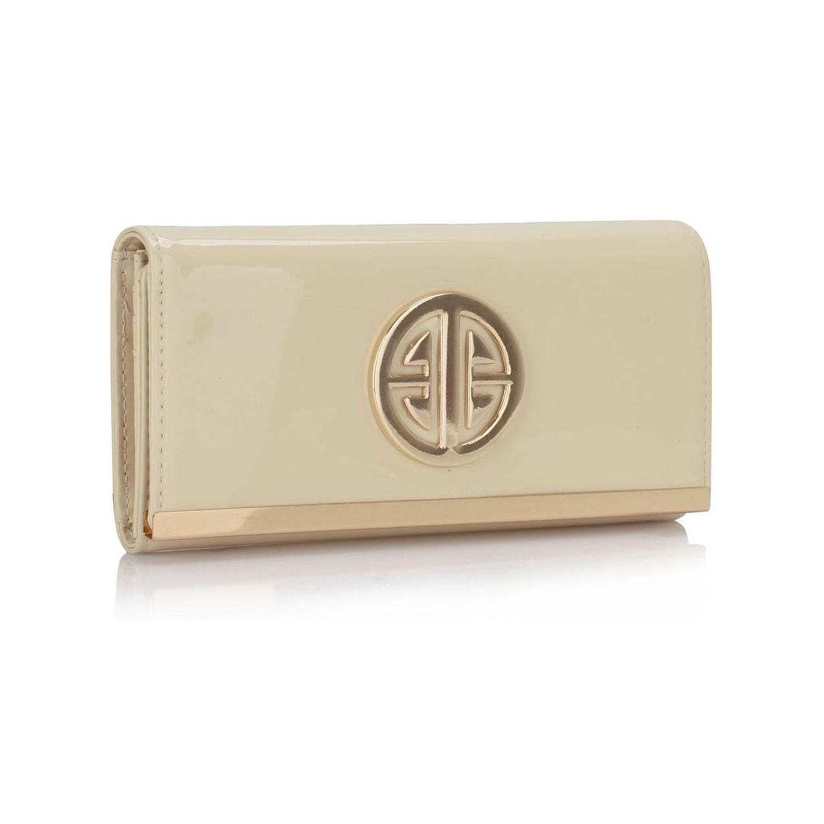 Peňaženka lakovaná Money e816188f5f5