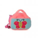 Detská taška motýľ, ružová 17238