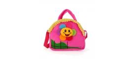 Detská taška slniečko, fuchsia 17232