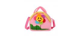 Detská taška slniečko, ružová 17233