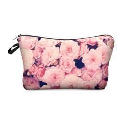 Kosmetická taštička KT14, pink 18649
