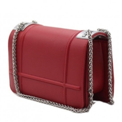 Kabelka crossbody BeLuxury Dite, red 19106