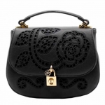 Kabelka crossbody BeLuxury Roly, black 19244