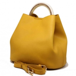 Kabelka BeLuxury Bucy, yellow 19766