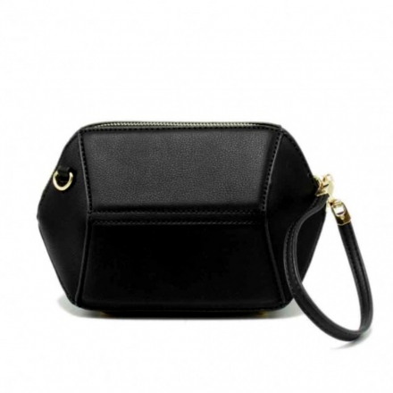 Kabelka crossbody BeLuxury Mini, black 19818