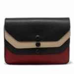 Kabelka crossbody BeLuxury Lou, black 19935