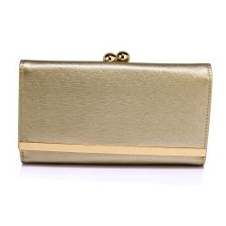 Peňaženka Limi, zlatá 20457