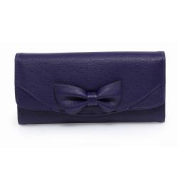 Peňaženka dámska Mašľa, modrá 17065