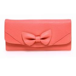 Peňaženka dámska Mašľa, červená 17070