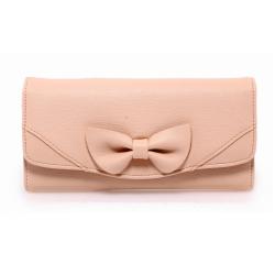 Peňaženka dámska Mašľa, nude 17071