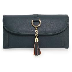 Peňaženka s príveskom Juky, tmavo modrá 20680