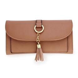 Peňaženka s príveskom Juky, nude 20681