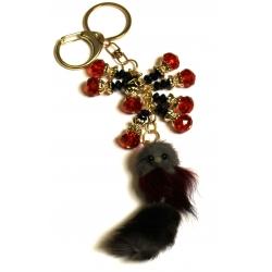 Přívěsek na kabelku, Bird 13490