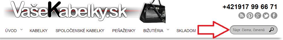 Ako nakupovať - VašeKabelky.sk 6781cd6f6f9